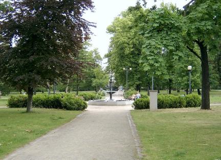Rekonstrukce chodníku